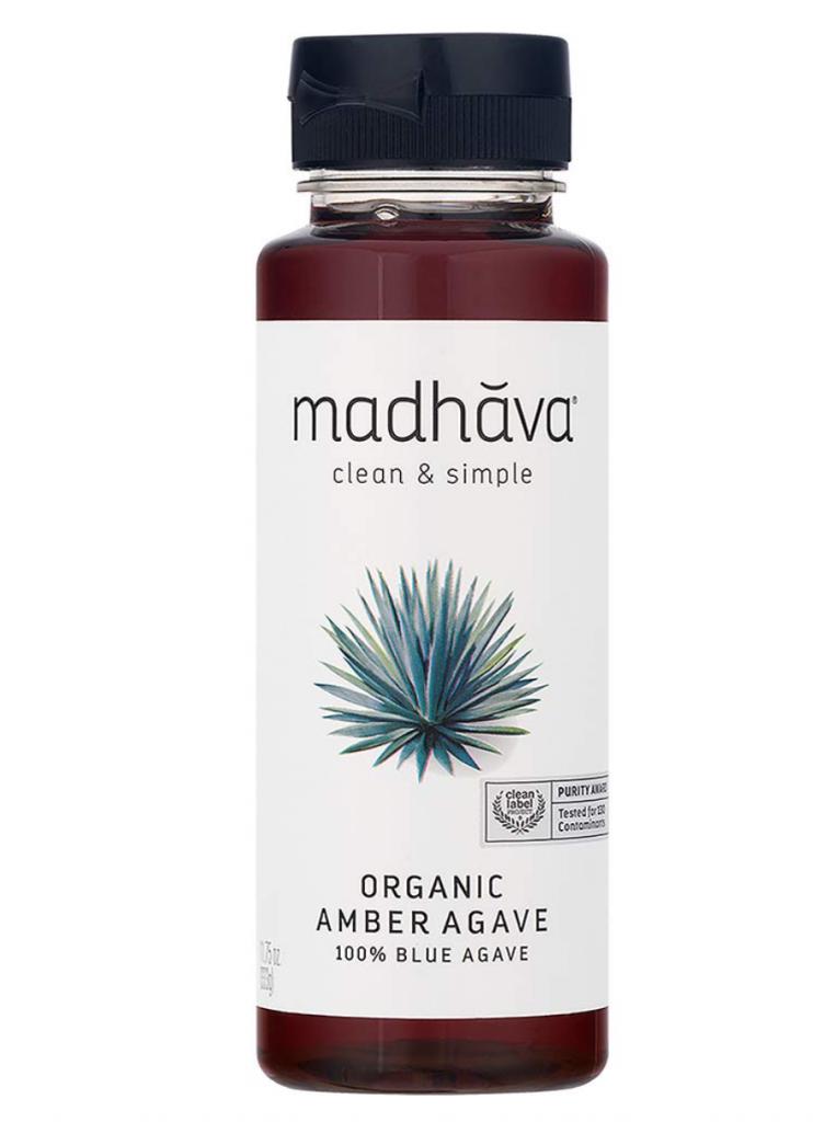 agave nectar product shot